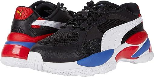 Puma Black/Dazzling Blue 1