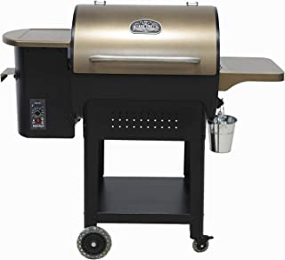 Ozark Grills - the Stag Wood Pellet Grill and Smoker with 2 Temperature Probes, 23 Pound Hopper, 480 Square Inch Cooking Area