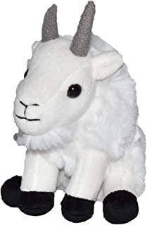 Wild Republic Mountain Goat Plush, Stuffed Animal, Plush Toy, Kid Gifts, Cuddlekins 5""