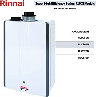 rinnai tankless water heater manual rur98i