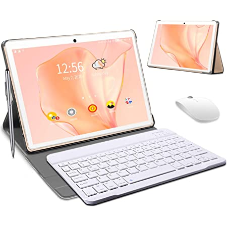 Tablet 10 Pulgadas Android 10.0, 4G LTE Tablets, 4GB de RAM y ...