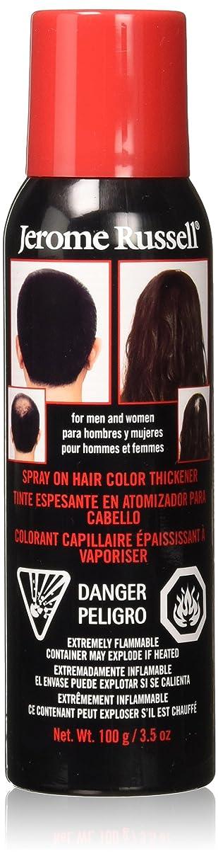 北米ヒューマニスティック結紮JEROME RUSSELL Hair Color Thickener - Medium Brown (並行輸入品)