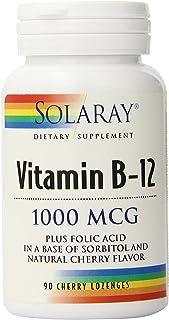 Vitamina B12 con Ácido Fólico 90 comprimidos