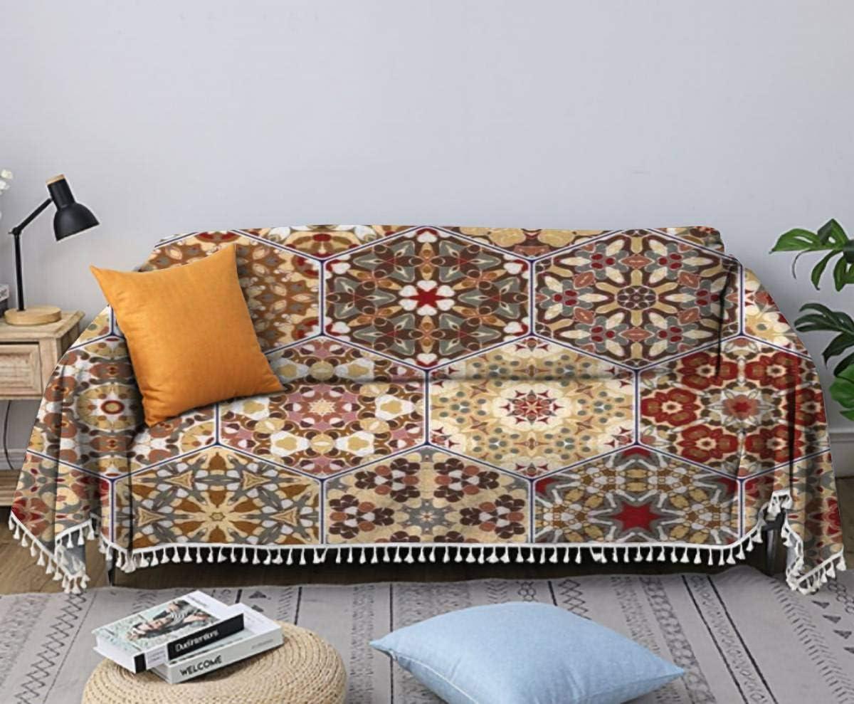 Vector Set of Hexagonal Max 69% OFF Patterns Illustration Sofa Towel Fashionable C Stock