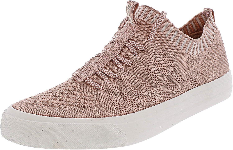 Blowfish Women's Mazaki Matrix Knit Ankle-High Fabric Slip-On shoes