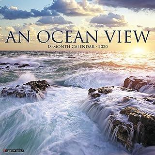 Ocean View 2020 Wall Calendar