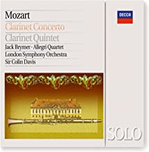 Clarinet Concerto K 622 / Clarinet Quintet K 581