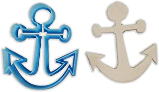 Nautical Anchor Cookie Cutter - LARGE - 4 Inches