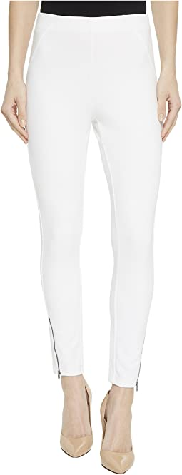HUE - Ankle Zip Simply Stretch Skimmer