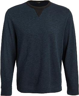Vince Men's Double Knit Crew Neck Sweater