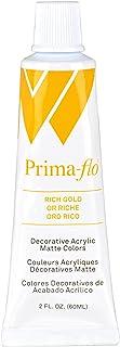 Weber Primaflo Acrylic Matte, 60ml, Rich Gold