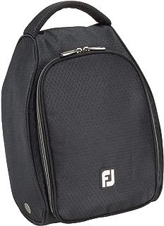 Black Shoe Bag