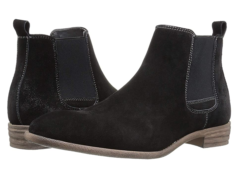 Robert Wayne Delaware (Black Suede) Men