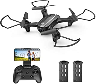Holy Stone HS340 Mini Drone with 720P WiFi FPV Camera for Kids Adults, RC Quadcopter with Throw...