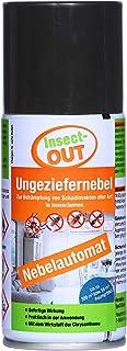 Insect-OUT Ungeziefernebel 150 ml | Sofort- und Langzeitwirkung bis zu 6 Monaten | Für Innenräume | Mit dem Wirkstoff der Chrysantheme