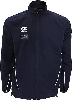 Mens Team Athletic Water Resistant Track Jacket
