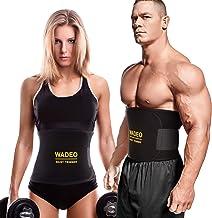 HK Fitnessgordel, instelbare taille-trimmer/buikweggordel/zweetgordel, buikgordel afslanken, buikgordel vet-wegriem, fitne...