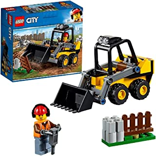 LEGO City Great Vehicles Construction Loader for age 5+ years old 60219