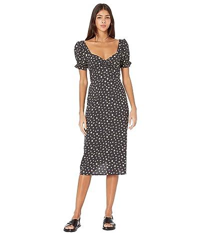 Billabong Love Letters Midi Dress Women