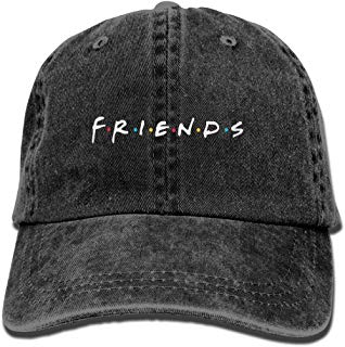 Waldeal Adult Hats Unisex Fashion Plain Cool Adjustable Denim Jeans Baseball Cap Cowboy
