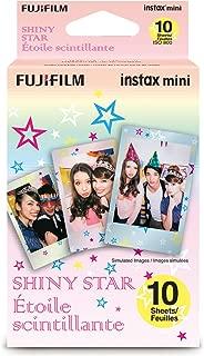 Fujifilm Instax Mini Shiny Star Film - 10 Exposures