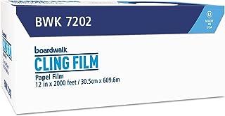 Boardwalk 7202 PVC Food Wrap Film, 12