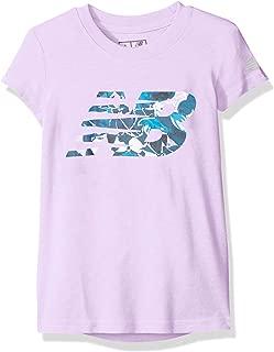 New Balance Girls' Short Sleeve Graphic Tee