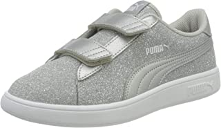 PUMA Smash V2 Glitz Glam V PS Girls' Sneakers