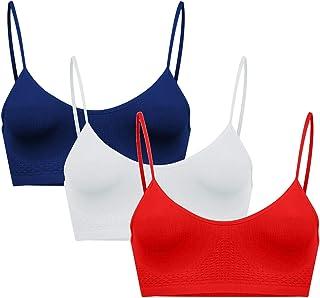Cottonil Soft Fire Bra For Women - Set of 3