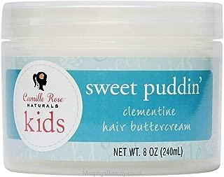 Camille Rose Naturals Kids Sweet Pudding Buttercream