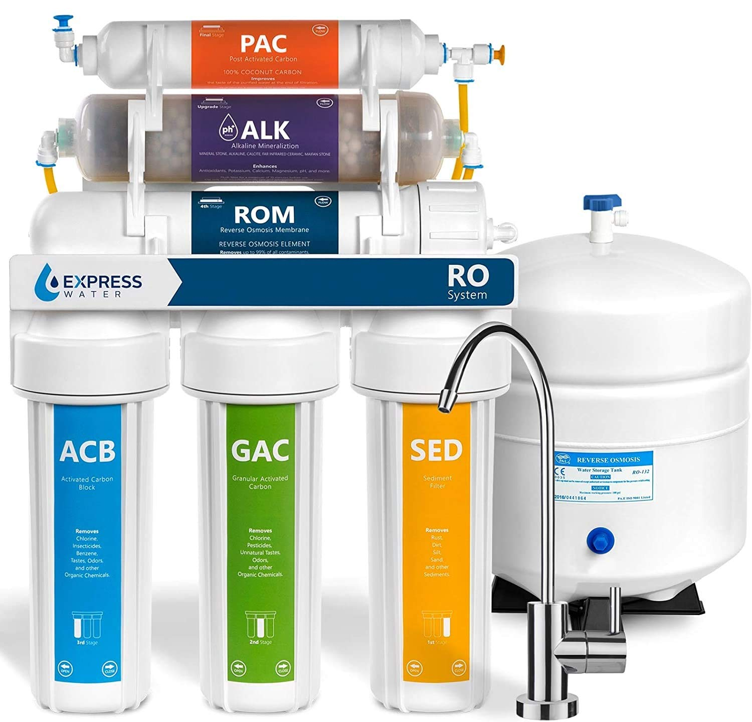 Express Water Max 49% OFF Reverse Osmosis Filtration – System Dallas Mall Alkaline