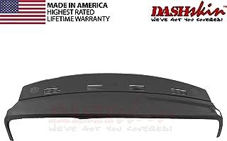 DashSkin Molded Dash Cover Compatible with 02-05 Dodge Ram in Dark Slate Grey (USA Made)