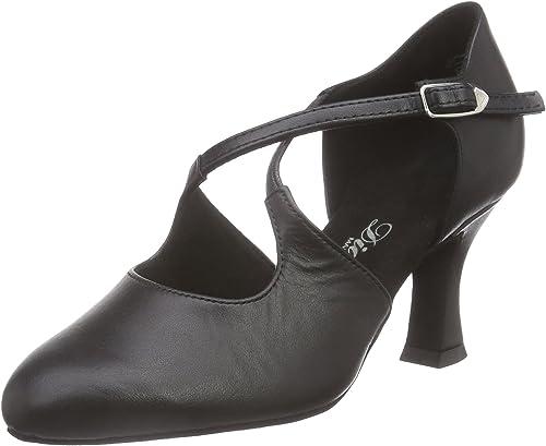 Diahommet femmes Tanzchaussures 052-080-034, Chaussures de Danse de Salon Femme