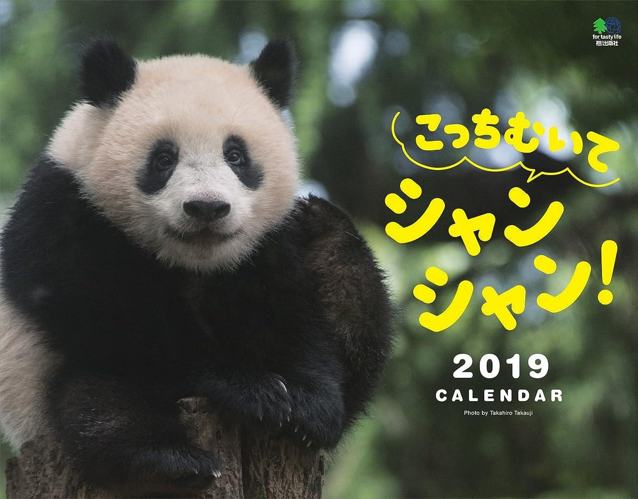 アーティファクトオセアニアプレゼントカレンダー2019 こっちむいてシャンシャン! ([カレンダー])