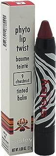 Sisley Phyto Lip Twist for Women, 9 Chestnut, 0.08 Ounce