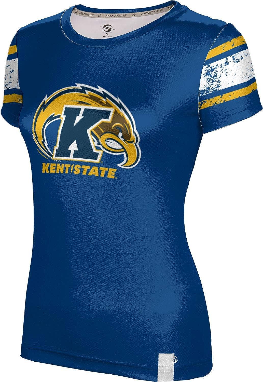 ProSphere Kent State University Girls' Performance T-Shirt (End Zone)