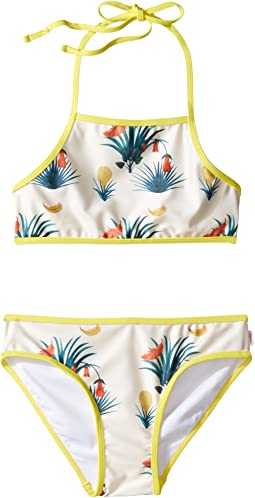 Madras Bikini Bottom(Toddler/Little Kids/Big Kids)