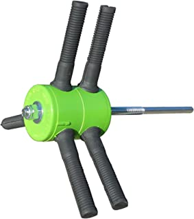 POWER PLUCKER Chicken Plucker Drill Attachment - Poultry Feather Remover