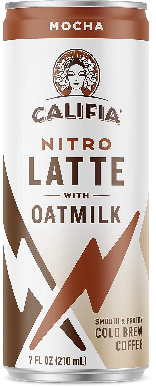 Califia Farms - Nitro Cold Brew Coffee 卸売り 大好評です Oat Milk Draft Lat