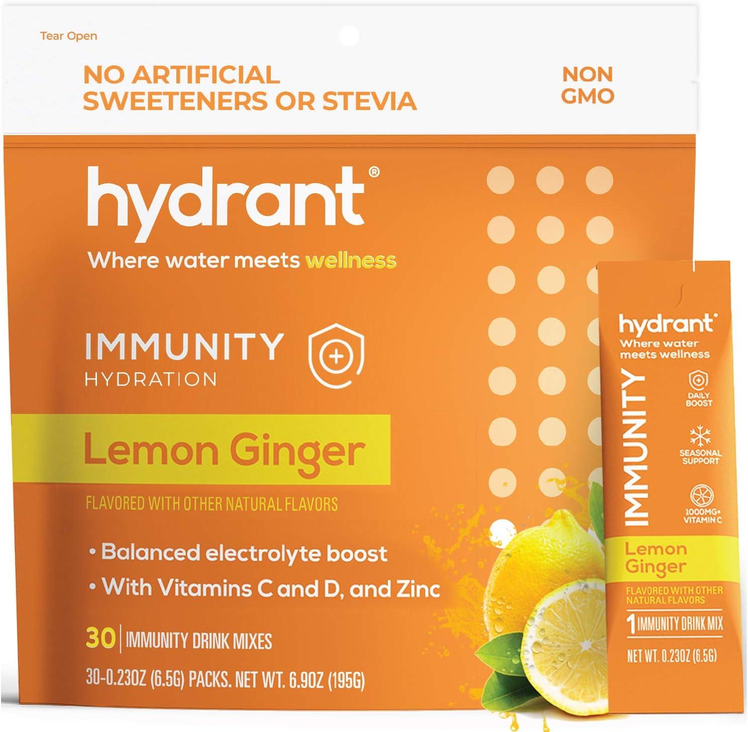 Hydrant Immunity Vitamins Electrolyte Powder C w Vitamin Super Some reservation special price B12