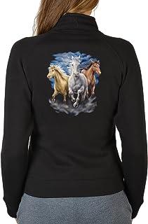 Suchergebnis auf für: Pullover Pferdemotiv Damen