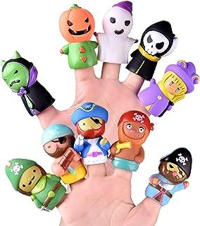 Best halloween finger puppets Reviews