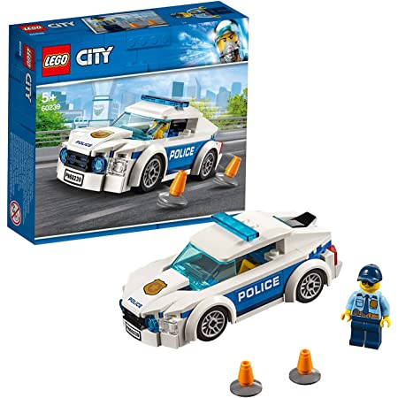 LEGO Auto di pattuglia della Polizia