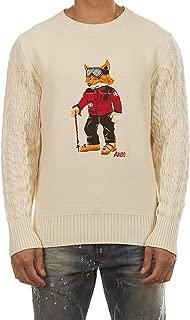 Slick Patrol Sweater in Black and Whisper White 781-9501