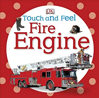 Touch and Feel: Fire Engine