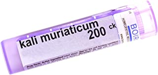 Boiron Kali Muriaticum 200CK Homeopathic Medicine for Nasal Congestion, 80 Count
