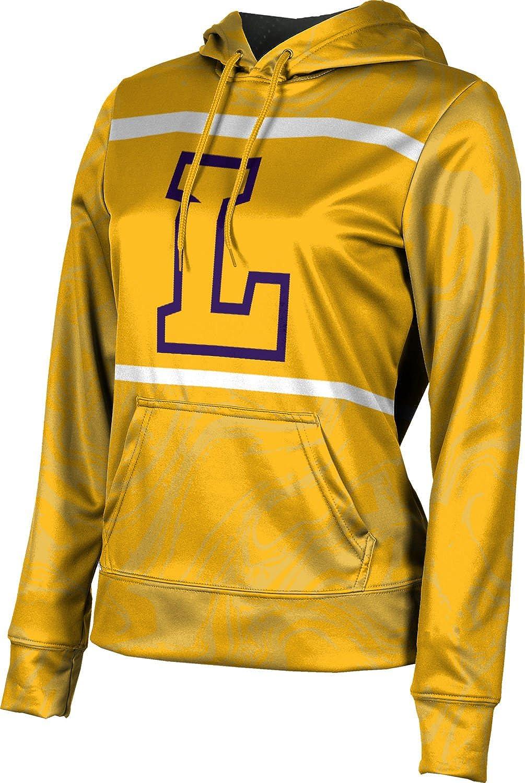 ProSphere Lipscomb University Girls' Pullover Hoodie, School Spirit Sweatshirt (Ripple)