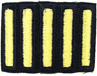 stripes on army dress uniform