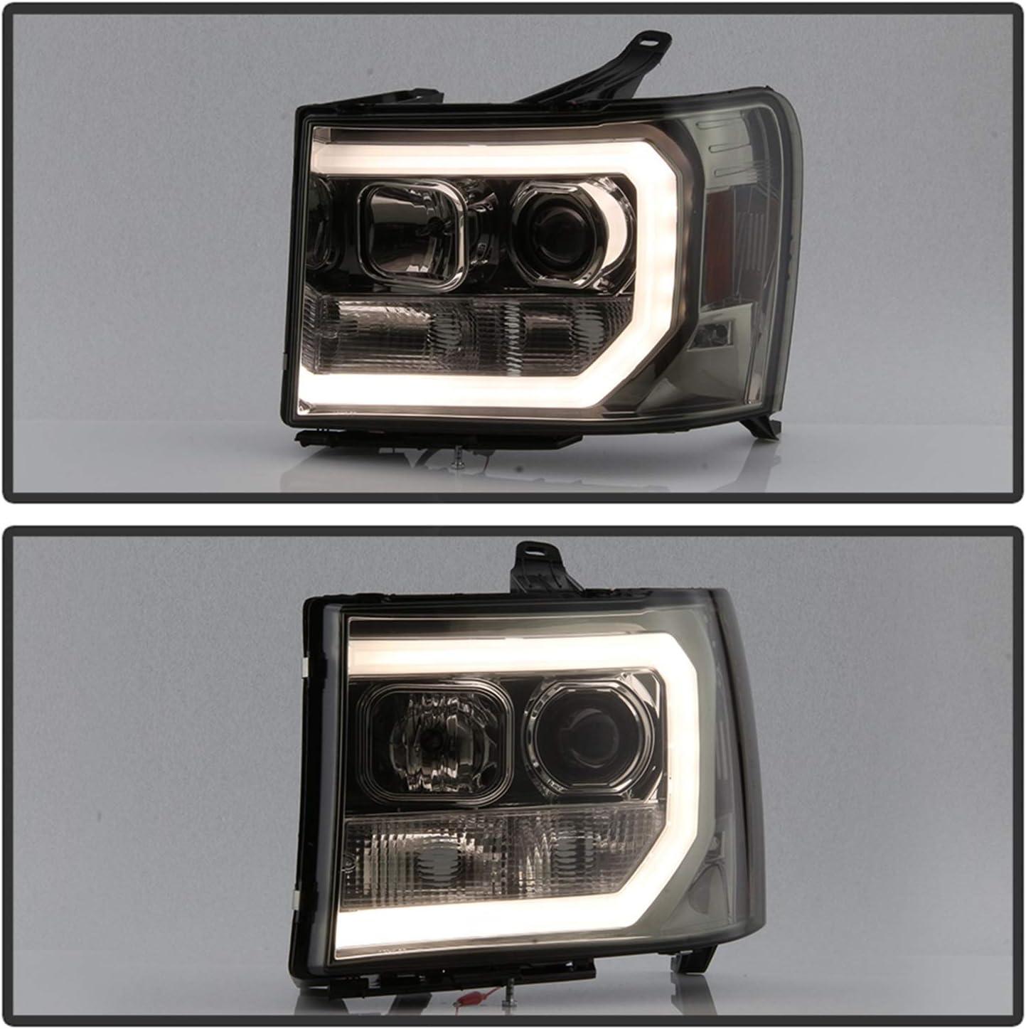 Spyder Auto 5083654 GMC Our shop most popular Sierra 07-13 1500 Sales for sale G 2500 3500