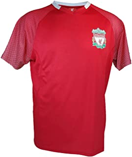 Icon Sport Group Liverpool F.C. Official Adult Soccer Poly Jersey P007